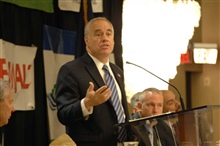 Executive Business Breakfast featuring NYS Comptroller Thomas P. DiNapoli - 8/7/15