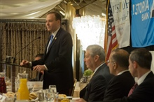 Executive Business Breakfast featuring Congressman Lee Zeldin - 3/6/15